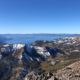 Lake Tahoe from the Summit of Mt Rose